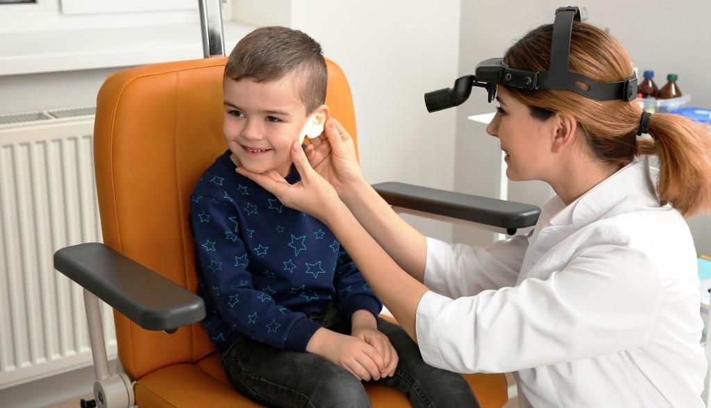 pediatric audiology testing