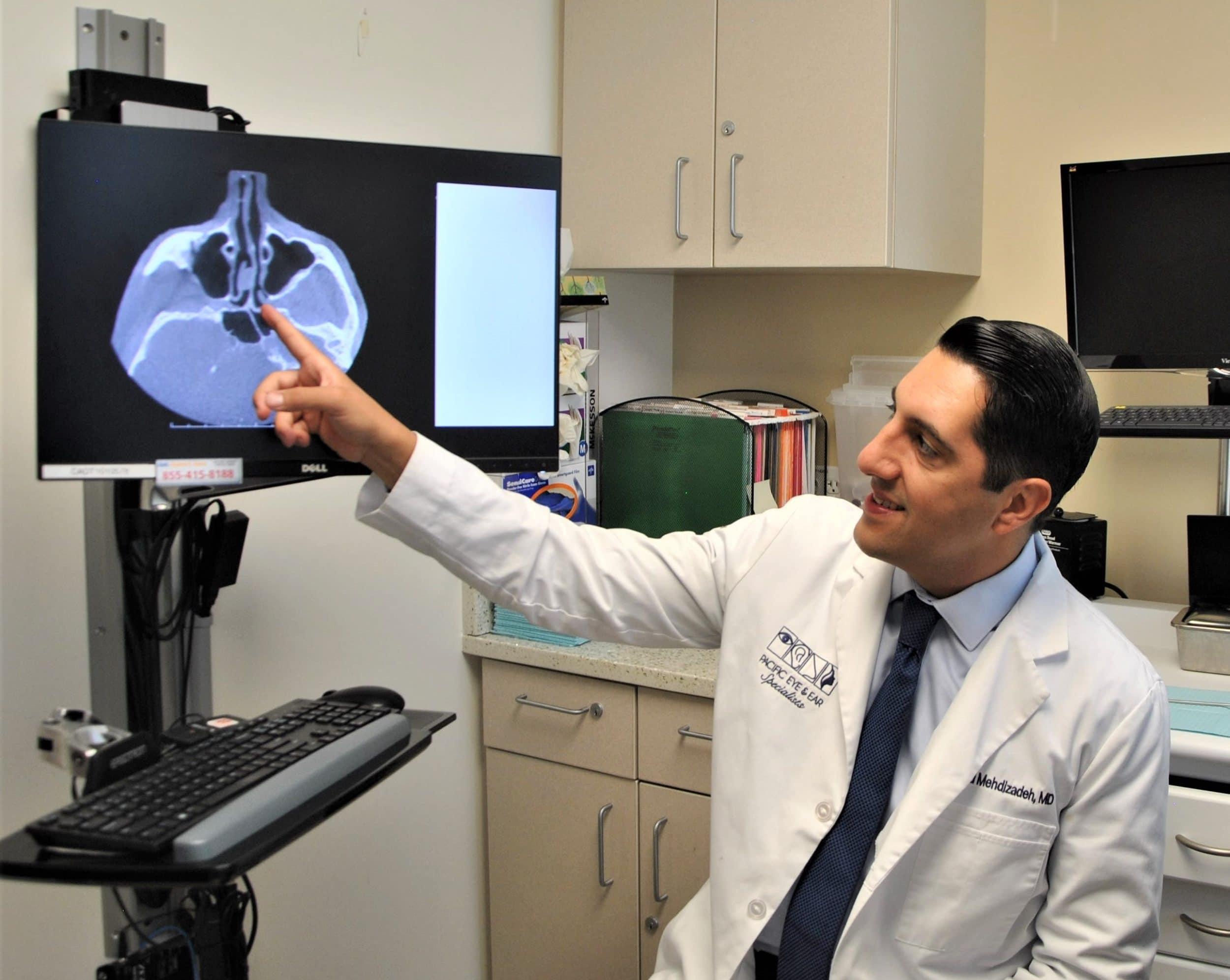 pacificspecialists.com nose sinus sinus ct imaging